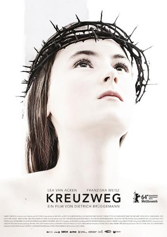 Filmplakat Kreuzweg