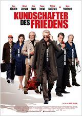 Filmplakat Kundschafter des Friedens