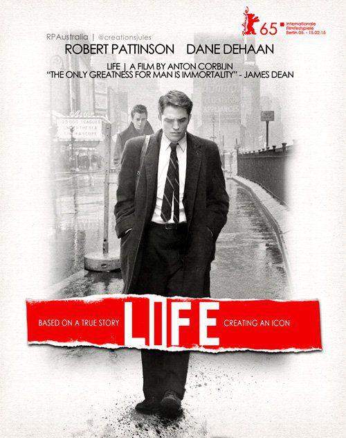 Filmplakat LIFE - engl. OmU