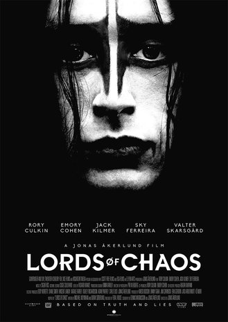 Filmplakat LORDS OF CHAOS - engl OmU