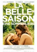 Filmplakat LA BELLE SAISON - Eine Sommerliebe
