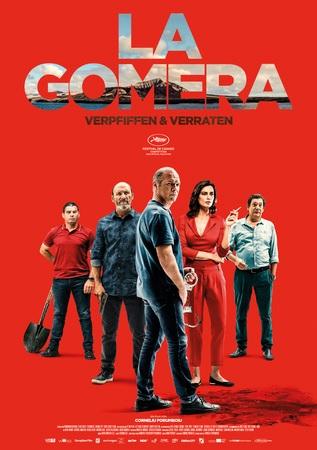 Filmplakat LA GOMERA - Verpfiffen & Verraten
