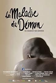 Filmplakat LA MALADIE DU DÉMON -Die Krankheit der Dämonen