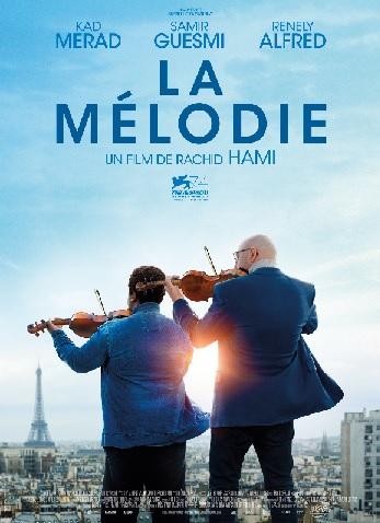 Filmplakat La Mélodie - Der Klang von Paris - franz. OmU