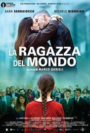 Filmplakat La Ragazza Del Mondo - Die Welt der Anderen - ital. OmU