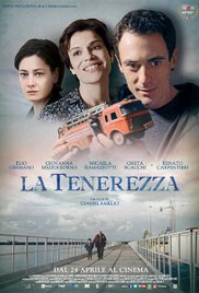 Filmplakat La Tenerezza - Die Zärtlichkeit - ital. OmU