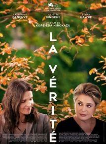 Filmplakat LA VÉRITÉ - Leben und Lügen lassen - franz. OmU