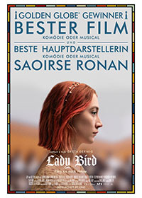 Filmplakat LADY BIRD