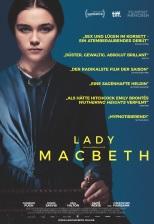 Filmplakat LADY MACBETH