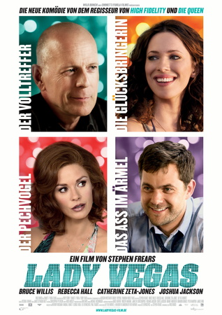 Filmplakat Lady Vegas