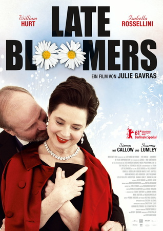 Filmplakat LATE BLOOMERS - engl. OmU