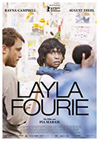 Filmplakat LAYLA FOURIE - Die Lebenden