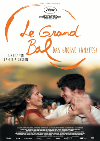 Filmplakat LE GRAND BAL - Das grosse Tanzfest - franz. OmU