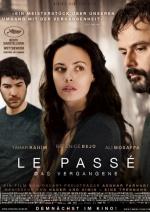 Filmplakat LE PASSÉ - Das Vergangene