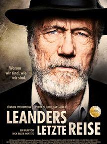 Filmplakat Leanders letzte Reise