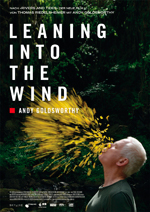 Filmplakat LEANING INTO THE WIND: Andy Goldsworthy - engl. OmU
