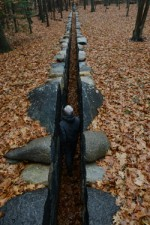 Filmplakat LEANING INTO THE WIND: Andy Goldsworthy