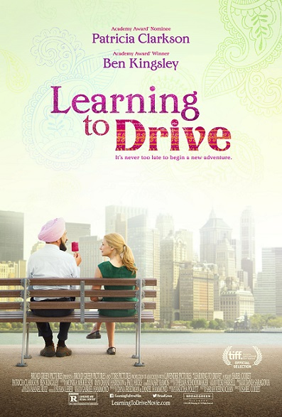 Filmplakat LEARNING TO DRIVE - engl. OmU