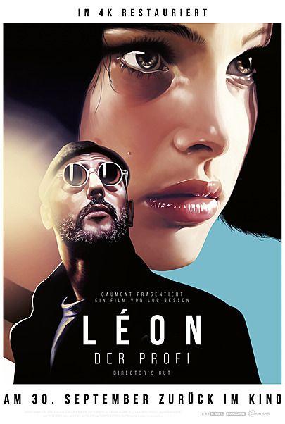 Filmplakat Léon - Der Profi (Director's Cut)