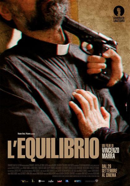 Filmplakat L'Equilibrio - Im Gleichgewicht - ital. OmU