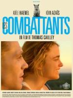 Filmplakat Liebe auf den ersten Schlag - LES COMBATTANTS - franz. OmU