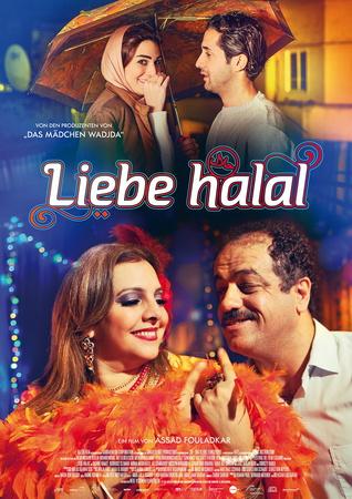 Filmplakat Liebe Halal