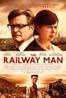 Filmplakat Die Liebe seines Lebens - THE RAILWAY MAN - engl. OmU