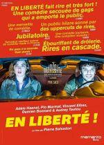 Filmplakat Lieber Antoine als gar kein Ärger - EN LIBERTE! - franz. OmU