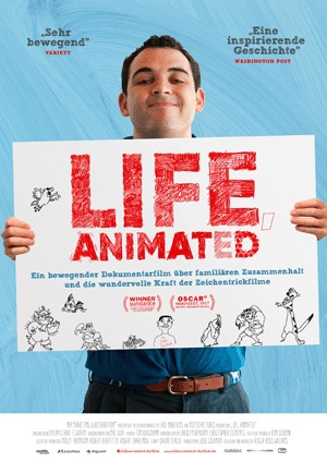 Filmplakat LIFE ANIMATED