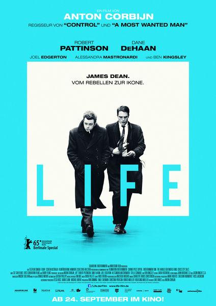 Filmplakat LIFE