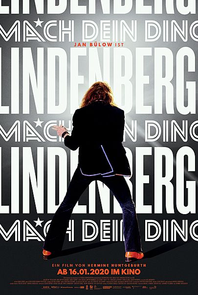 Filmplakat Lindenberg! Mach dein Ding