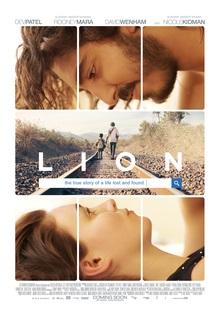 Filmplakat LION - engl. OmU
