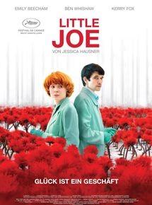 Filmplakat LITTLE JOE - Glück ist ein Geschäft