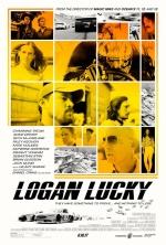 Filmplakat LOGAN LUCKY - engl. OmU