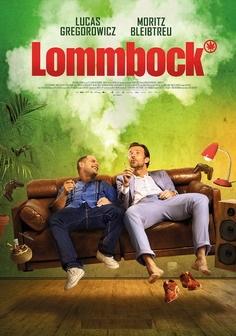Filmplakat LOMMBOCK - Die Vergangenheit kickt mitunter zeitverzögert...