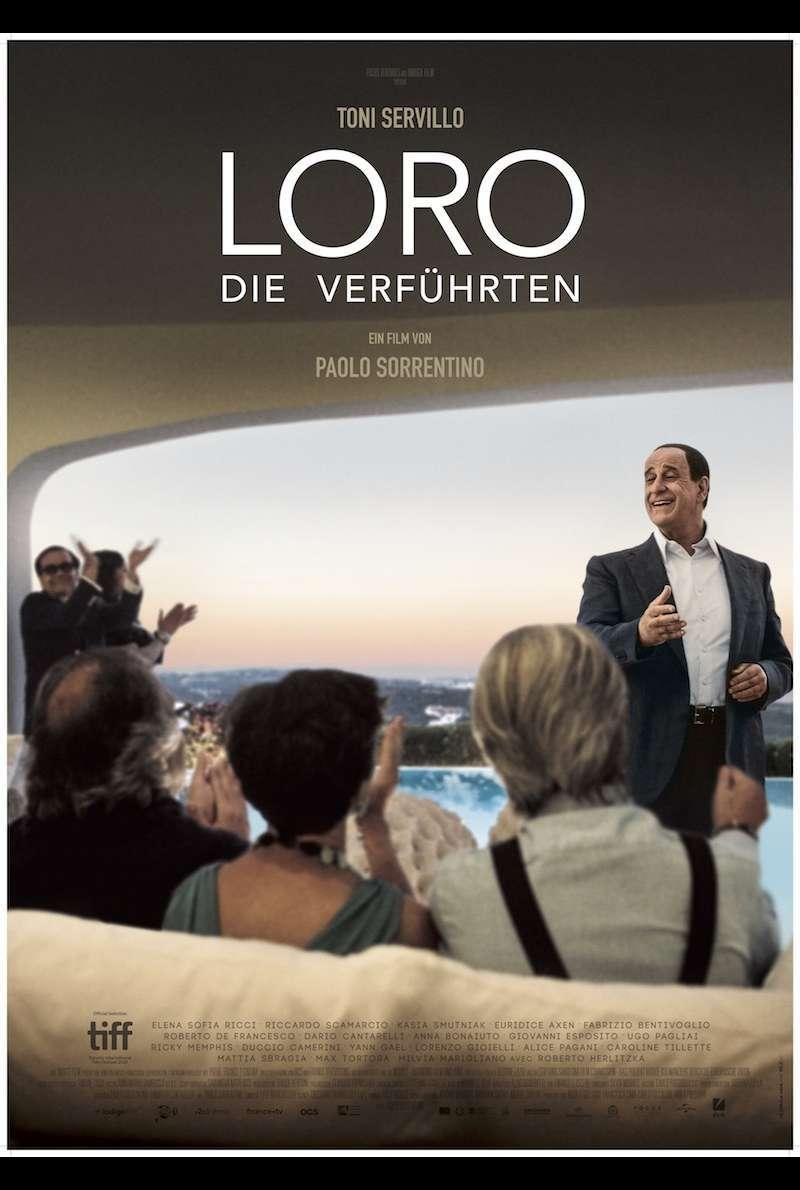 Filmplakat LORO - Die Verführten