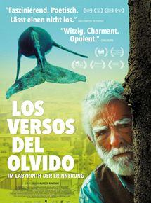 Filmplakat LOS VERSOS DEL OLVIDO - Im Labyrinth der Erinnerung - span. OmU