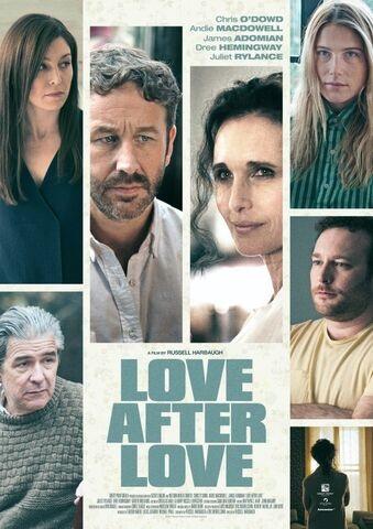 Filmplakat LOVE AFTER LOVE - engl. OmU