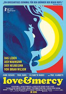 Filmplakat LOVE & MERCY