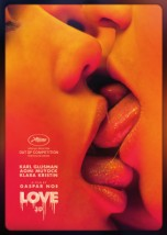 Filmplakat LOVE 2D