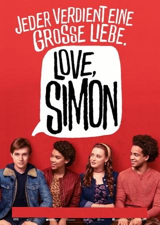 Filmplakat LOVE SIMON