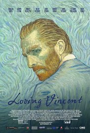Filmplakat LOVING VINCENT