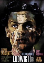 Filmplakat Viscontis LUDWIG II