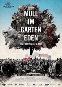 Filmplakat Fatih Akin: MÜLL IM GARTEN EDEN