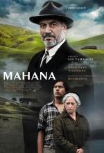 Filmplakat MAHANA - Eine Maori-Saga