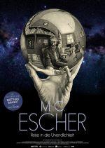 Filmplakat M.C. Escher - Reise in die Unendlichkeit