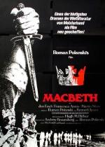 Filmplakat MACBETH
