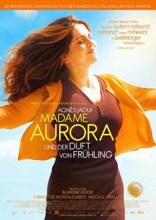 Filmplakat Madame Aurora und der Duft von Frühling