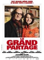 Filmplakat Madame Christine und ihre unerwarteten Gäste - Le Grand Partage - franz. OmU