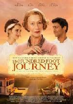 Filmplakat MADAME MALLORY und der Duft von Curry - THE HUNDRED FOOD JOURNEY - engl. OmU